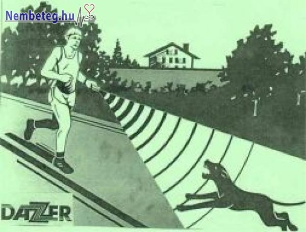 Dazer ultrahangos kutyariasztó