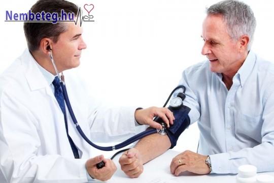 A magas vérnyomás az agyra is káros hatással lehet