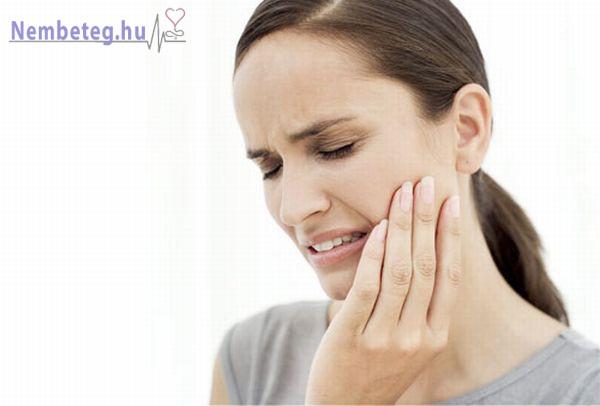 Házi praktikák fogfájás ellen