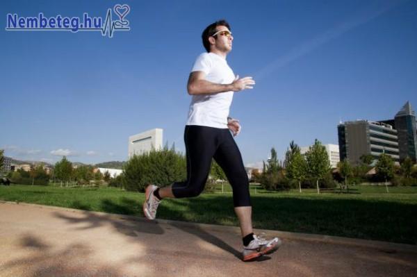 A magas vérnyomás és a sport