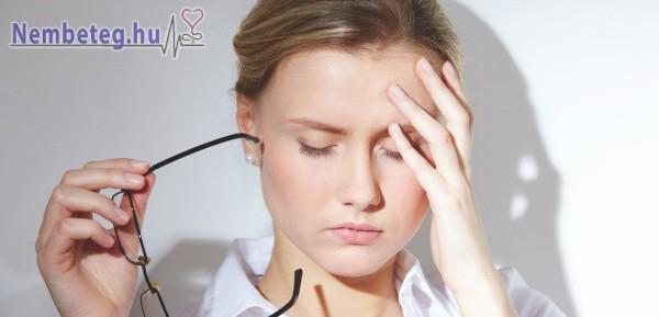 A tartós stressz negatív hatásai