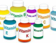 A vitaminhiány tünetei és megszüntetése