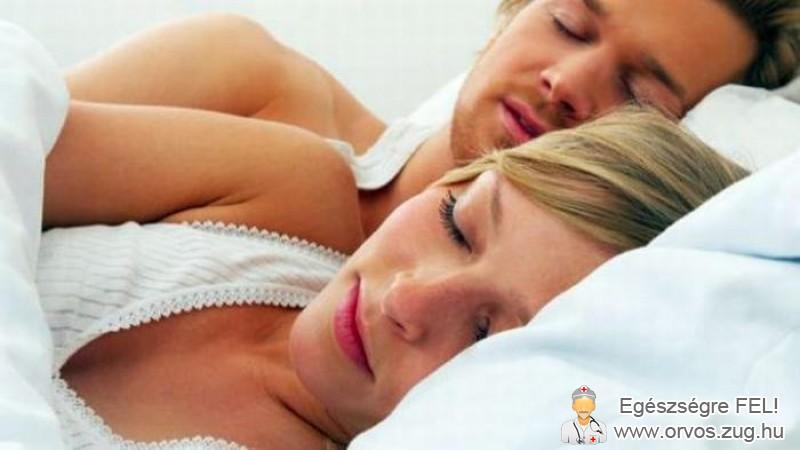 A kevés alvás nagyon sok probléma alapja