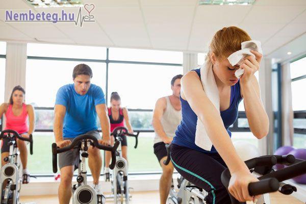 A rendszeres testmozgás karbantartja a testünket és az egészségünknek is jót tesz