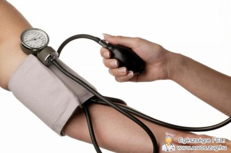A rendszeres vérnyomásmérés életet menthet