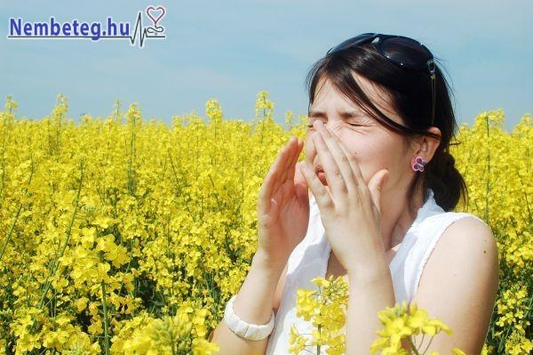 A tavasz közeledtével lassan itt az allergia szezon is