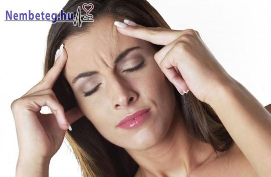 A változékony időjárás miatt egyre többen szenvednek a fejfájástól