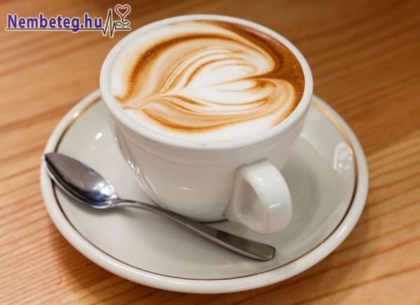 Ha nem visszük túlzásba, akkor nem ártalmas a kávé