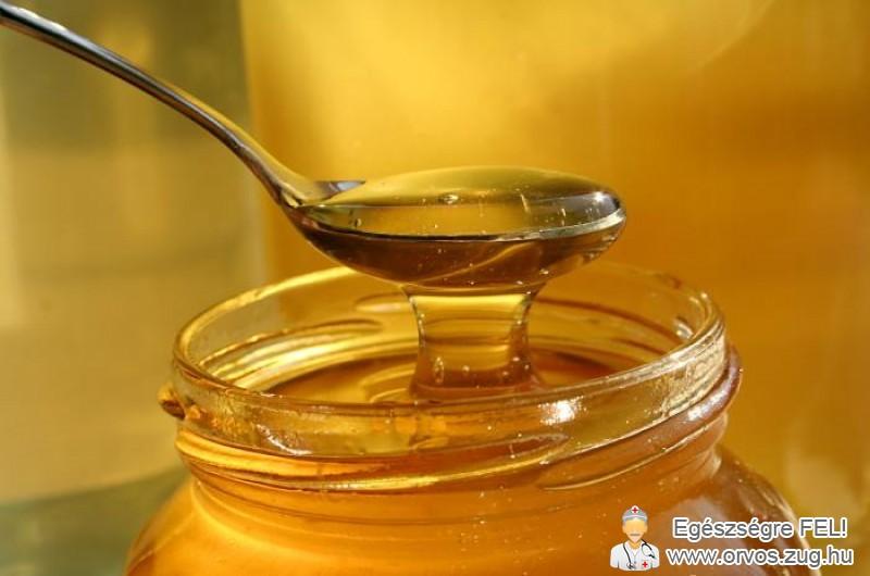 Immunerősítésre kiváló táplálék: a méz