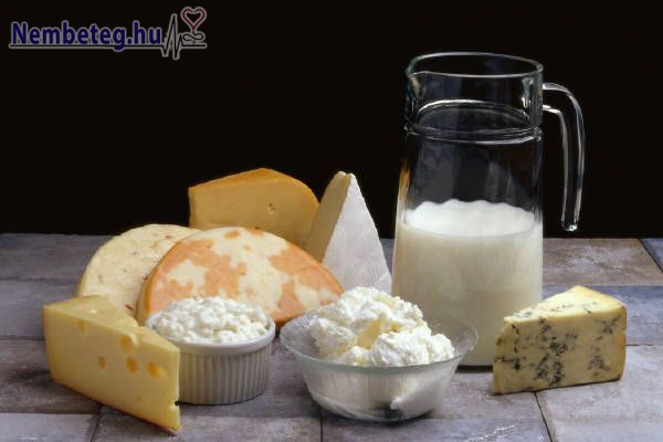 Kellő mennyiségű tejtermék fogyasztás megelőzi a csontritkulás kialakulását