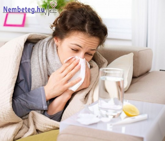 Megfázás esetén pihenjünk minél többet