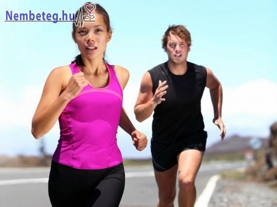 Napi 30 perc sporttal már sokat teszünk egészségünkért