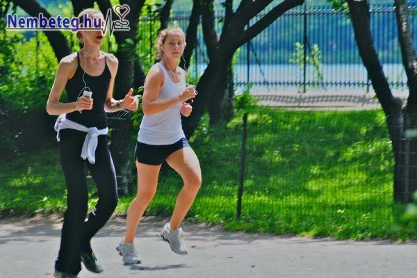Rendszeres mozgással könnyen legyűrhető a tavaszi fáradtság