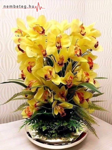Asztalra szép virág