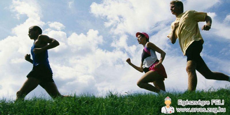 Az egészség alapja - testmozgás