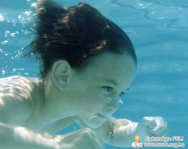 Úszás az egészségért
