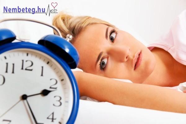 A túl sok alvás ugyanolyan kóros, mint a túl kevés pihenés