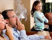 A passzív dohányzás elősegíti az allergia és az asztma kialakulását